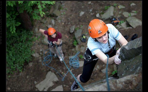 Jednodenní kurz horolezectví