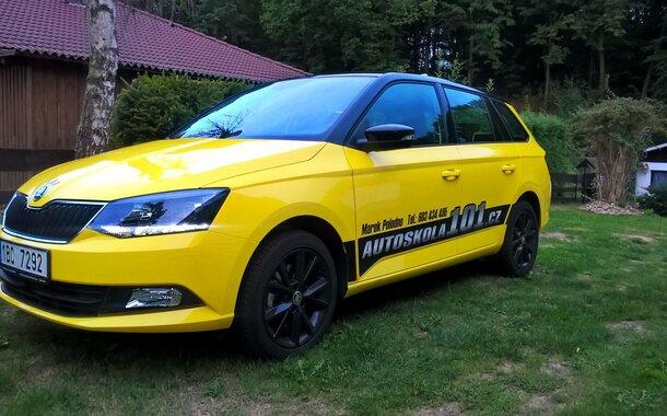Autoškola - kondiční jízdy v Moravské Třebové nebo okolí: balíček 5 výukových hodin