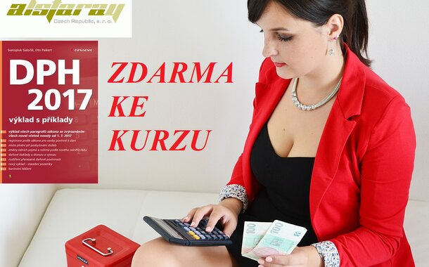 DPH - středně pokročilá účetní - distanční kurz