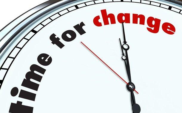 Změna je život!