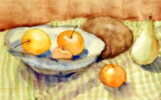 Tajemství akvarelové malby
