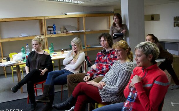 Víkendový herecký workshop v Praze (17.3. - 18.3. 2018)