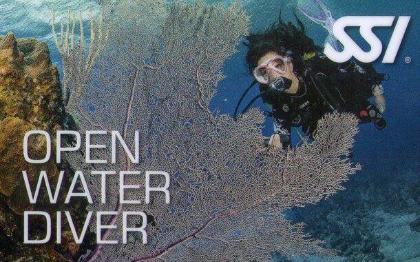 KURZ POTÁPĚNÍ V CHORVATSKU - OPEN WATER DIVER