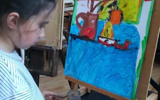 Kreslení a malování pro děti - pondělí 14-16 hod.