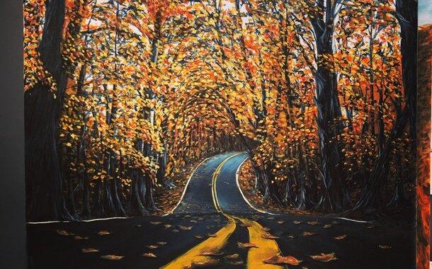 LETNÍ 5-denní kurz malby: červenec