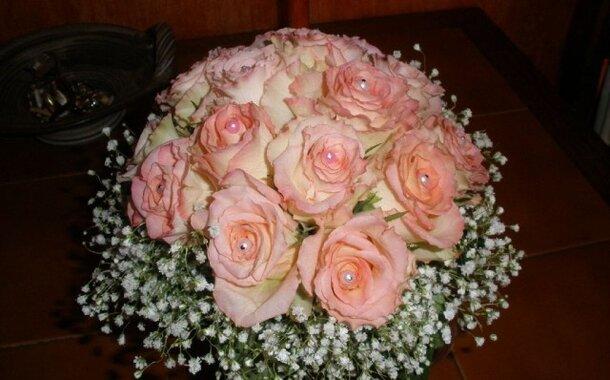 Svatba jako celek - kurz svatební floristiky