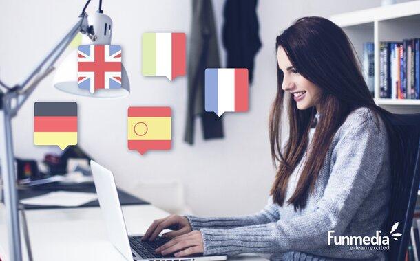 Online jazykové kurzy na 2 roky - možnost vyzkoušení zdarma!