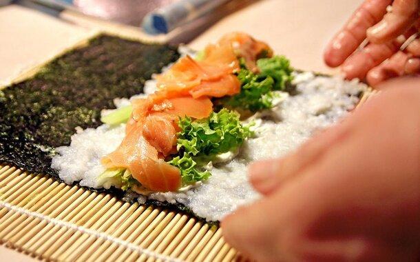 Zážitkový kurz přípravy sushi 21. října v Brně - netradiční druhy sushi