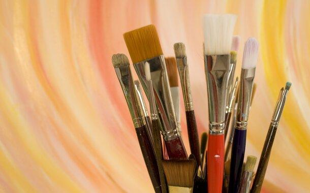 Dopolední kurz olejomalby - technika malby špachtlí a štětcem
