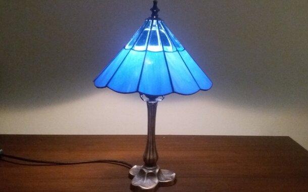 Sobotní jednodenní kurz Tiffany lampy v Prostějově 23.února 2019