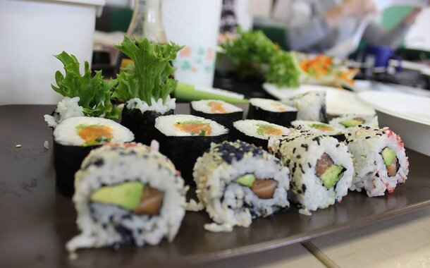 Zážitkový kurz přípravy sushi 10. dubna v Blansku - nejběžnější druhy sushi