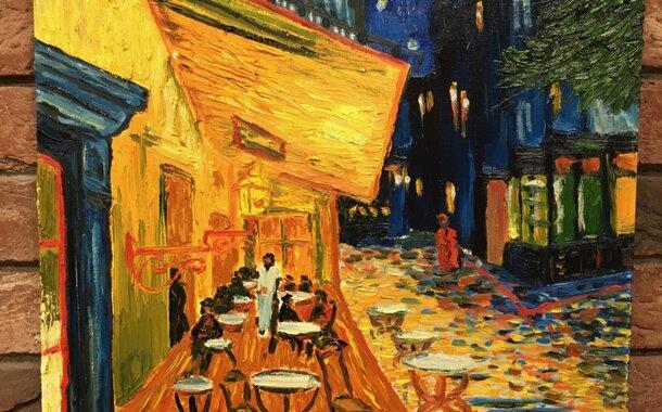 LETNÍ 7-denní kurz malby: červenec