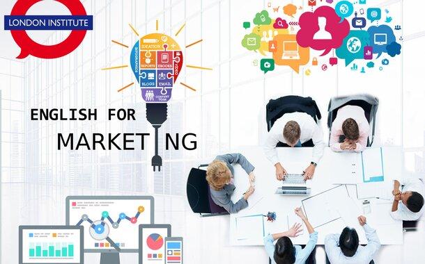 Angličtina pro Marketing