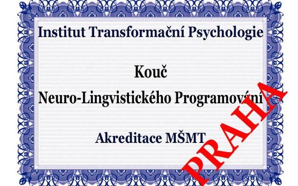 Kopie - Kouč Neuro-Lingvistického Programování