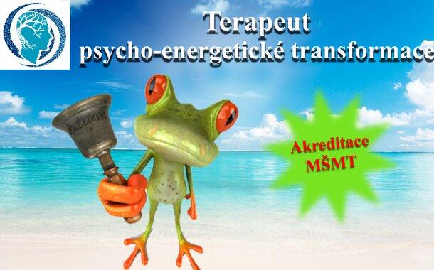 Terapeut psycho-energetické transformace / Certifikovaný terapeutický výcvik