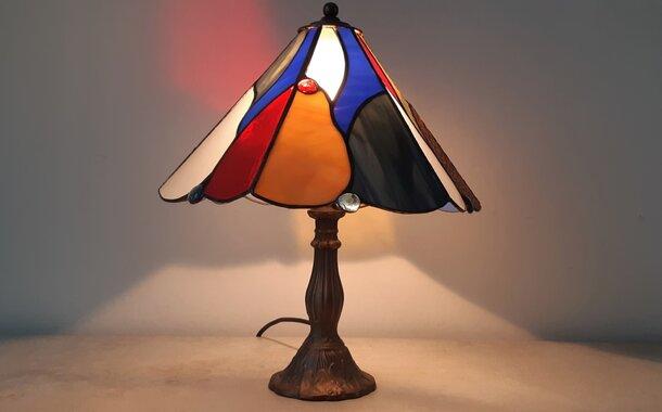 Sobotní jednodenní kurz Tiffany lampy v Prostějově a v Brně - domluvou