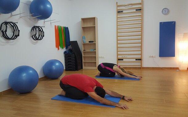 Pilates - 10 lekcí v pondělí 19,00 v Brně