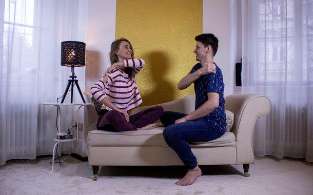 Nauč masírovat sám sebe, kurz v Praze 7. 12. 2019