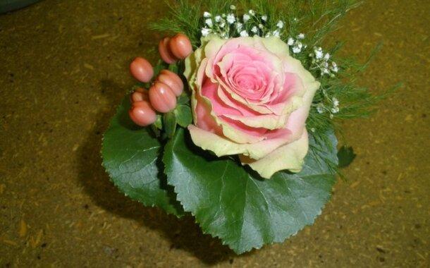 Přízdoba 1 květu