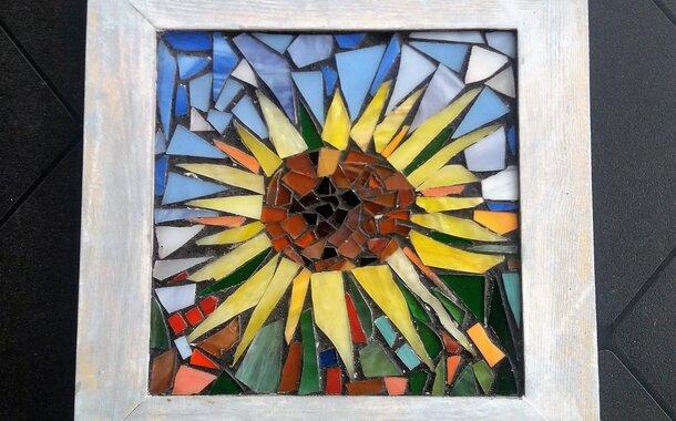 Sobotní kurz Skleněná mozaika v Prostějově - domluvou