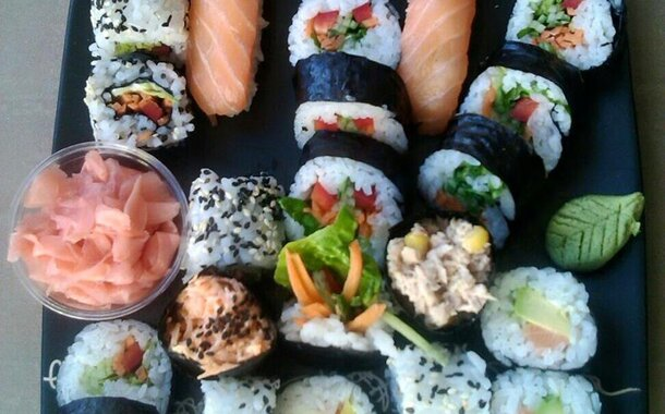Zážitkový kurz přípravy sushi 6.6. v Blansku - nejběžnější druhy sushi