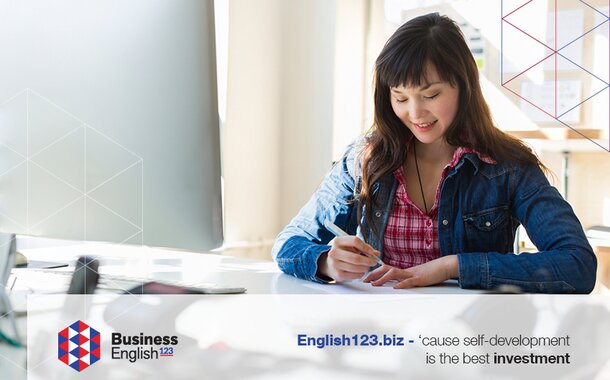 Business English - půlroční online kurz