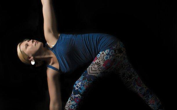 5 lekci - Asthanga Vinyasa yoga, v centru Prahy