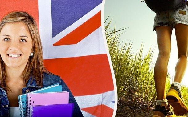 Pěší angličtina v Beskydech - Kozubová