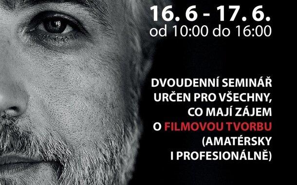 """Víkendový režijní workshop v Praze - """"Jak se točí film s Ondřejem Kepkou"""