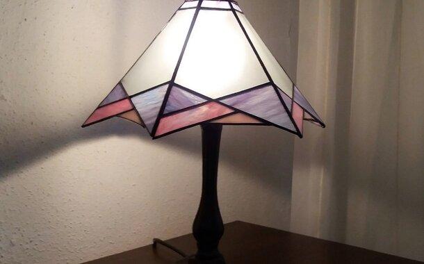 Sobotní jednodenní kurz Tiffany lampy v Prostějově  13.10.2018